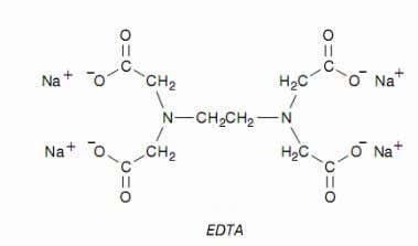 Ethylenediaminetetra- acetic acid (EDTA)  Diethylenetriamine penta-acetic acid (DTPA)  Nitrilotriacetic acid (NTA)