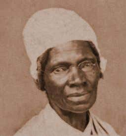 SOJOURNER TRUTH Born into slavery in the state of New York around 1797, Sojourner Truth became