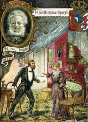 A Doll's House In 1879, Norwegian playwright Henrick Ibsen's play A Doll's House premiered at the