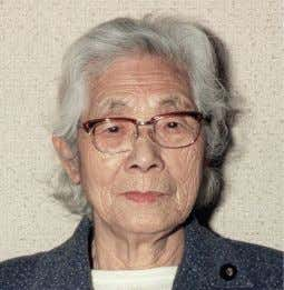 FUSAE ICHIKAWA Suffragist, feminist, and politician, Fusae Ichikawa was one of the most influential women in