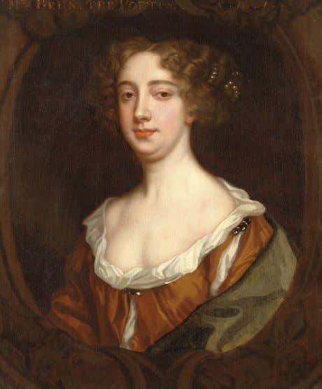 century before other women took up the argument so publicly. Aphra Behn , here in a