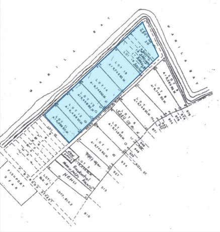 Site justification Land use & zoning requirements \ The location of the site is located at