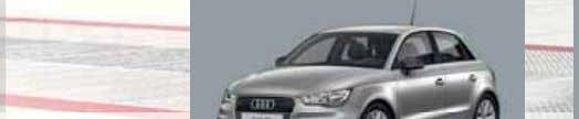 Limousine A1 • Audi A1 Sportback from 2012 only 1.2 TFSI Legend Airbag Gas generator Reinforce-