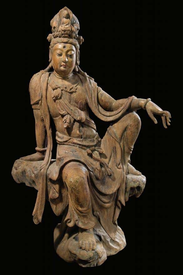 THROCKMORTON FINE ART GUANYIN The Art of Compassion March 10th - April 16th, 2011 Catalogue available:
