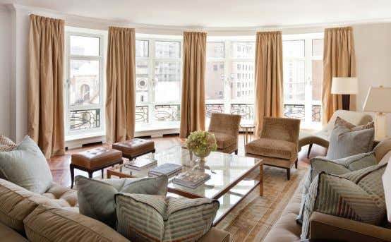 TWO ELEGANT 10-ROOM CONDOS 535 West End Avenue (86th Street). Expansive space and exquisite architectural