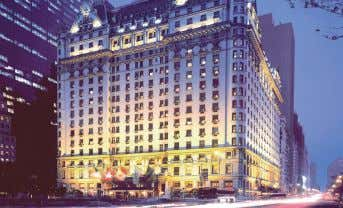 Now In Association With Distinguished Residences Worldwide The Plaza Hotel Pied-a-terre. Own the piece of the
