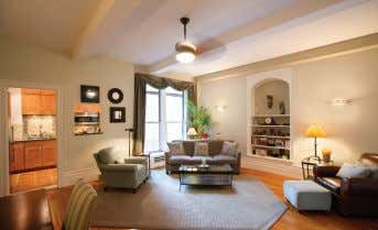 of five-star hotel. $3.5M. Web #1194355. C.Serrano 585-4571 West Side Shopping List. The oversized 19x19 foot