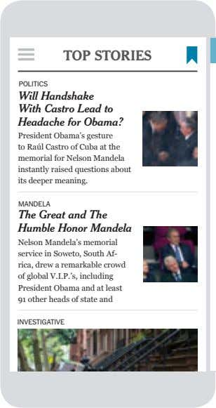 TOP STORIES POLITICS Will Handshake With Castro Lead to Headache for Obama? President Obama's gesture