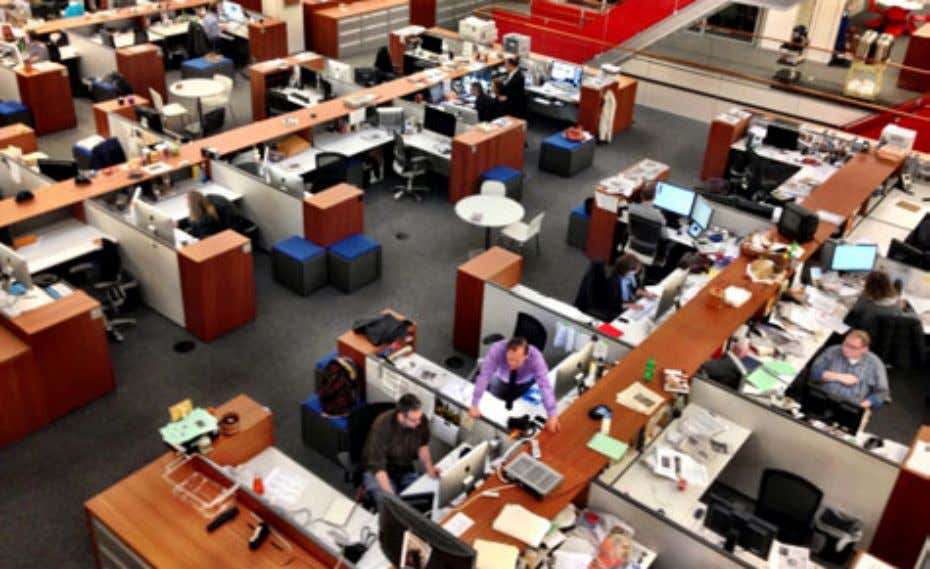 "appetite for transformation, risk, as well as a tolerance for intermittent failure."" 58 Strenghtening Our Newsroom"
