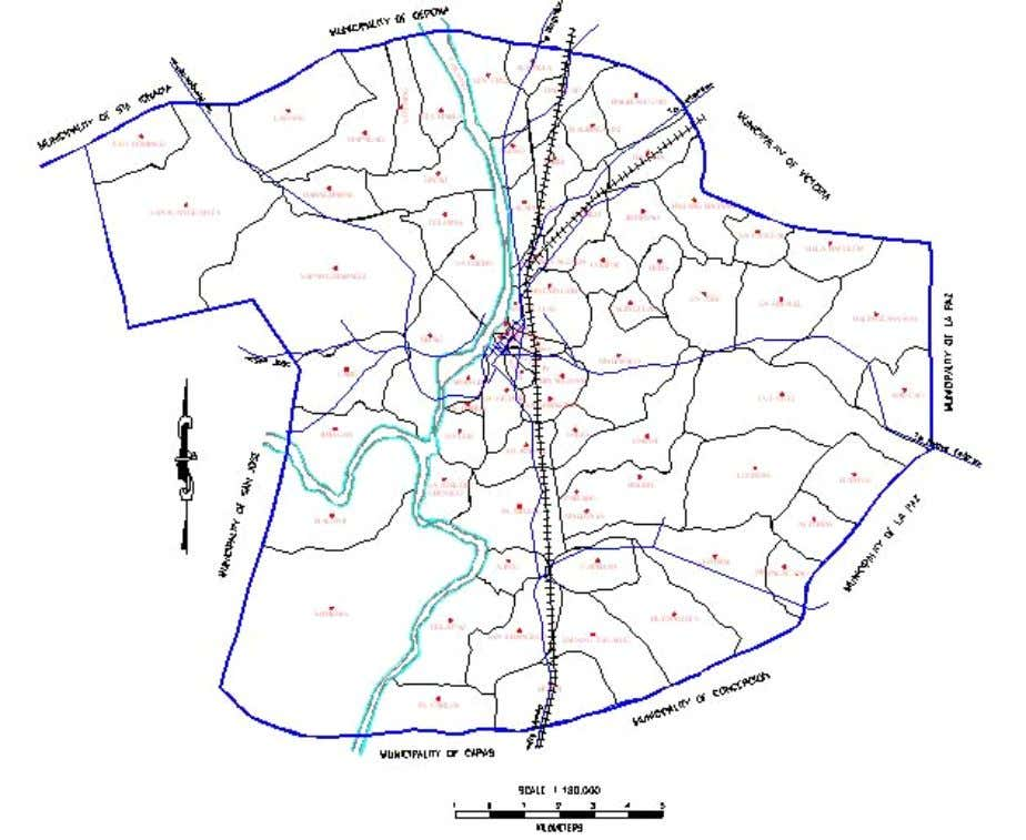 PLAN COMPREHENSIVE LAND USE PLAN COMPREHENSIVE LAND USE PLAN LEGEND: LEGEND: MUNICIPAL BOUNDARY MUNICIPAL BOUNDARY