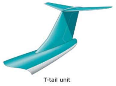 This lesson covers selecting the airfoil, wing and tail geometries . Vertical tail Horizontal tail