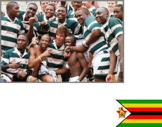U20 management are excited about the opportunities that lie ahead for Zimbabwe's latest generation of National