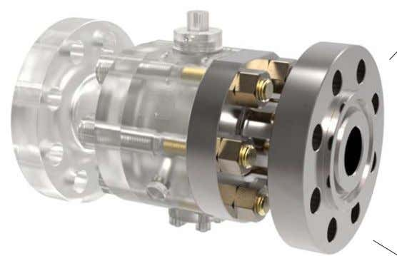 manufactured with any standards or customs ends, such as : And more : - Proprietary flange