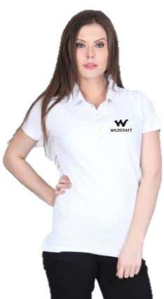 Women Polo Tee Product Specifications- 1. Ribbed collar, 2. Short buttoned placket, 3. Short sleeves