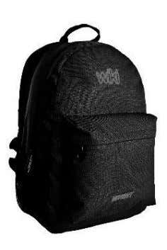 Backpack – wiki 0 Product Description : 1. Double Compartment. 2. Side mesh for water