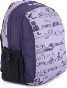 Product code: 15-WC-Scoot LD MRP  Rs. 745/- Colour Options  Backpack - Scoot LD