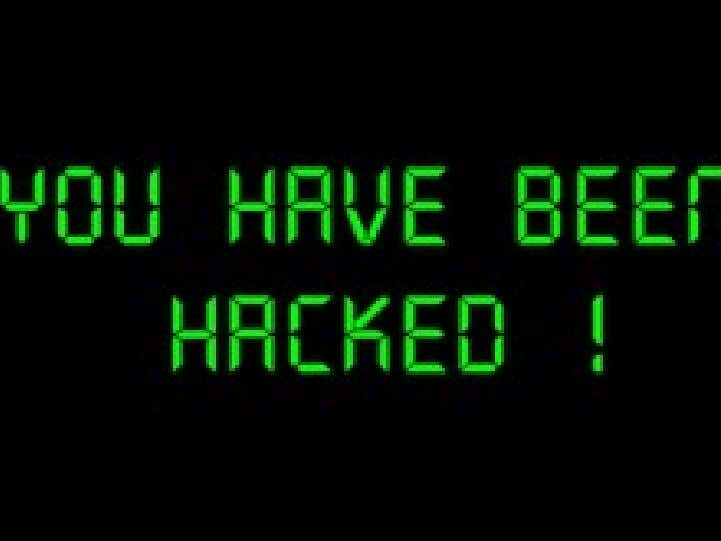 So today we learnt about hacking…