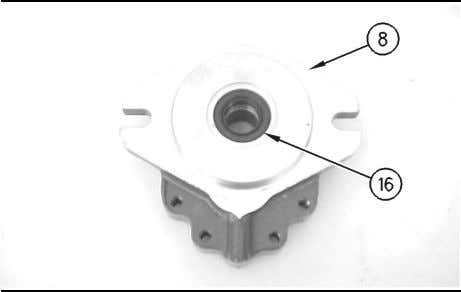 the components, if necessary. Illustration 186 g00746109 Illustration 187 g00746060 1. Use Tooling (A) and install
