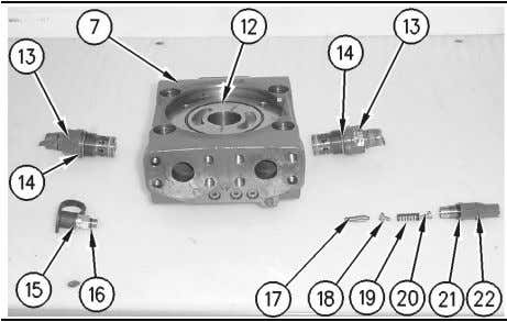 7 Disassembly and Assembly Section Illustration 8 g00875056 Illustration 9 g00875132 10. Remove O-ring seal (12)