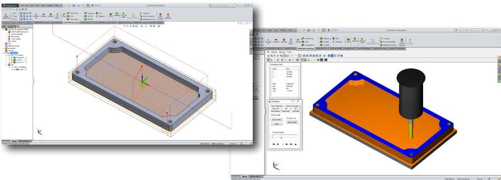 Getting Started with SolidCAM Getting Started with SolidCAM is based upon the SolidCAM Professor video series