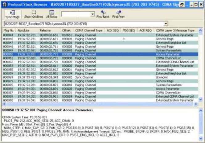 Actix Analyzer Getting Started Guide May 2015 Examining loaded data 36 4.4.4 View data using the