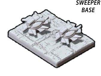 SWEEPER BASE
