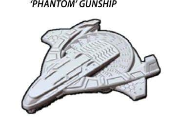 'PHANTOM' GUNSHIP