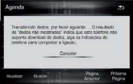 "da tela de download , pressione a tecla ""Cancelar"". - Download finalizado. - No canto direito"
