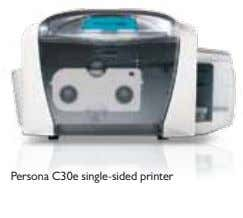 Persona C30e single-sided printer