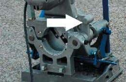 "personal injury or damage to the machine could occur. Turn facer motor switch to the ""on"""