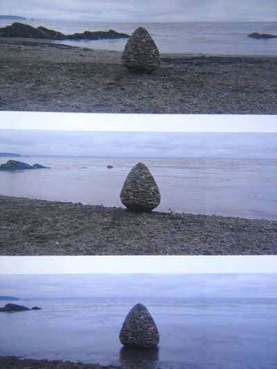 Figura 22 – Cairn , Andy Goldsworthy, 1999