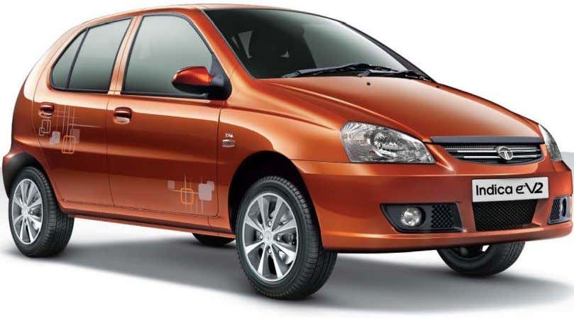 from www.A-PDF.com to remove the watermark KMPL INDIA'S MOST FUEL EFFICIENT CAR INTRODUCING THE NEW Indica
