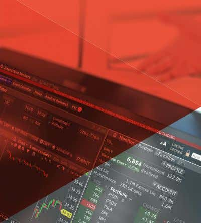 Trading Platforms Optimize your trading speed and efficiency with our powerful suite of trading platforms.