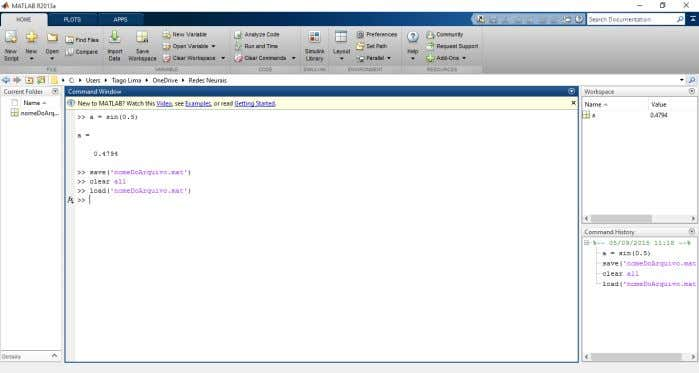 MATLAB – Interface