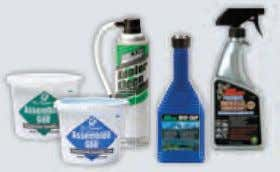 luBeGaRd is known and loved for by professional technicians. rebuIld essentIals luBeGaRd develops products with the