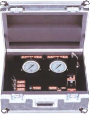 rate of drop ranges ■ Manual reset, lockout or override Calibration Kit DeltaMatic Type Nominal RoD