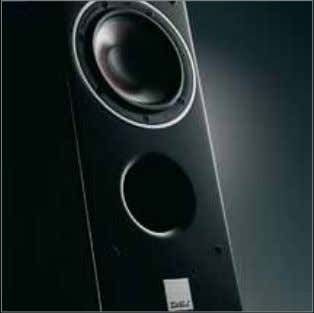 transform your TV into a hyper detailed mediation system. DALI offers a wide range of subwoofers