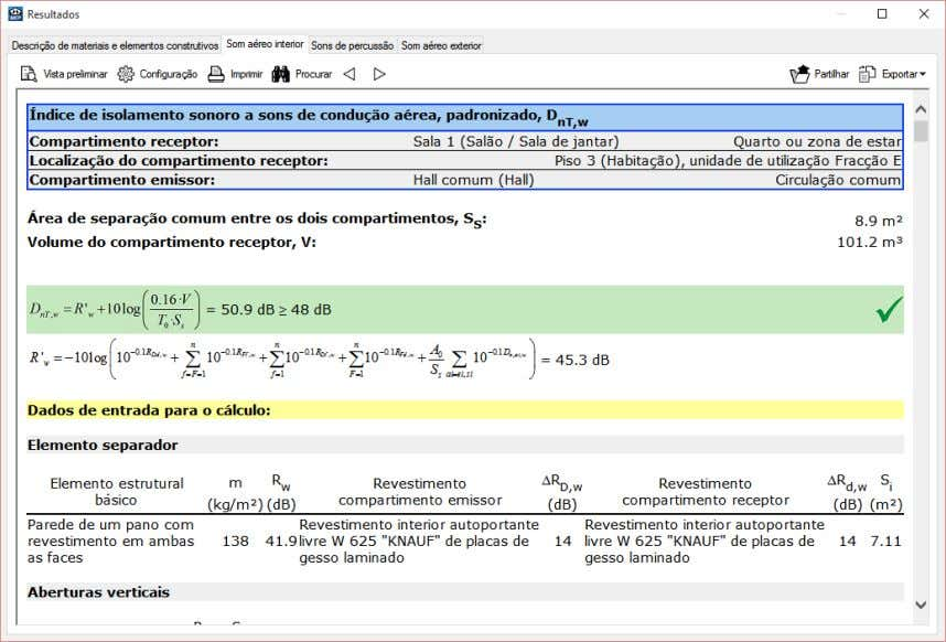 Cypevac 3D – Exemplo prático Manual do utilizador 50 Fig. 3.52  Através do comando Resultados>