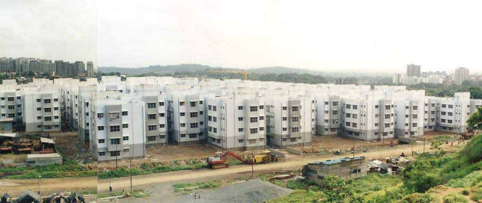 Low Income Group Housing India