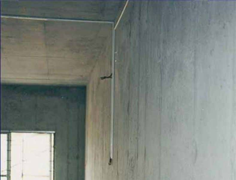 Rigid & Strong Mascon Panels Pro duce Smooth Off-form Concrete Finish