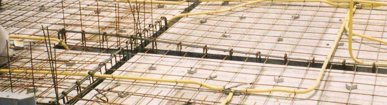 PVC Electrical Conduits for Floor Slabs