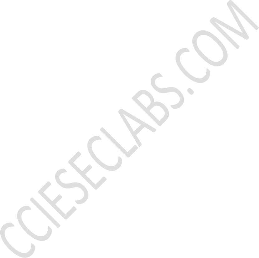 CCIESECURITYLABS.COM 15-June-2013 Thank You for using cciesecuritylabs workbooks. CCIESECURITYLABS.COM CCIESECLABS.COM