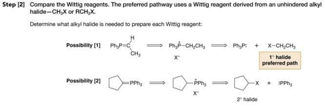 The Wittig Reaction Leads to Precise Placement of the Double Bond • An advantage of
