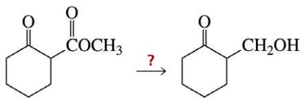 strong bases, oxidizing/reducing agents or nucleophiles. LiAlH 4 will reduce the ester to yield an alcohol,