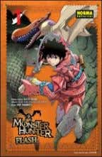 2019 // 27 MANGA www.NormaEditorial.com  Y TAMBIÉN: MONSTER HUNTER FLASH 1 MONSTER HUNTER EPIC 1