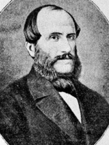 BARBU CATARGIU ( 1807-1862)
