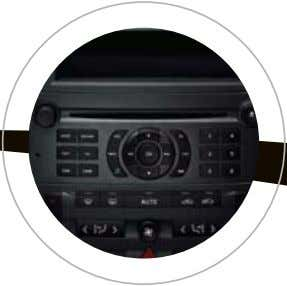 climate control is standard on all models, except SR. Premium hi-fi system The CD radio incorporates