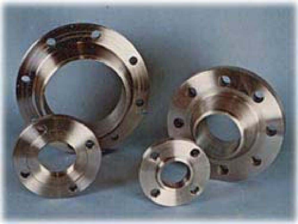 FLANGES ANSI B16.5 1. Pipe Connection Welding Neck Slip On Lap Joint Socket Welding Threaded 2.