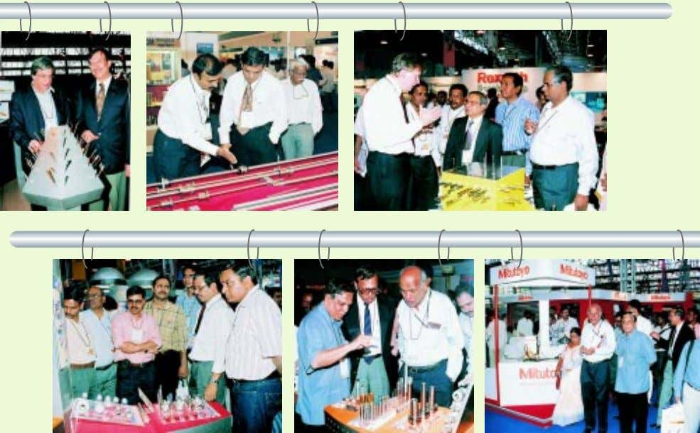 196 exhibitors, including 98 overseas companies from 14 countries showcased their technologies in this product