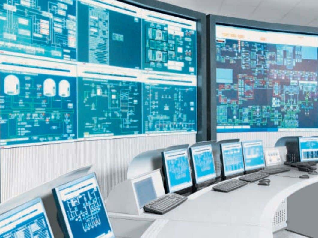 Smartness in control New integrated SCADA/ DMS innovations put more analysis and con- trol functions